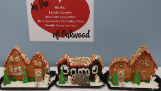 Gingerbread House Entry
