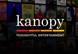 Visit Kanopy: Thoughtful entertainment