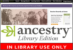 Search Ancestry