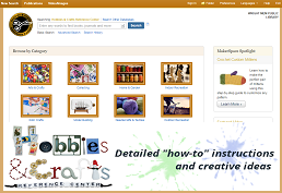Search Hobbies and Crafts