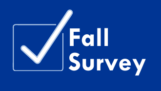 Fall Survey button