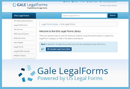 Get Ohio Legal Forms